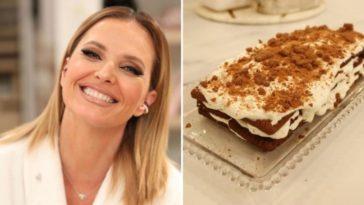 Receita de bolo de bolacha e café da mãe de Cristina Ferreira foi um sucesso