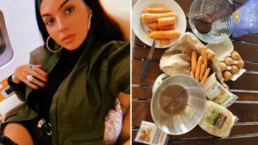 Bolo de cenoura, o preferido de Georgina Rodríguez