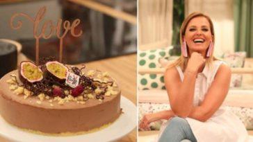 O Semifrio de Chocolate e Maracujá que fez as delícias de Cristina Ferreira