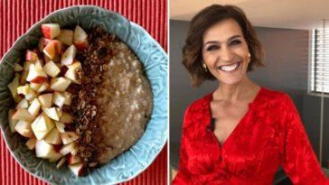 Fátima Lopes ensina a fazer papas de aveia