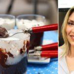 Receita de Pudim de Chocolate de Clara de Sousa