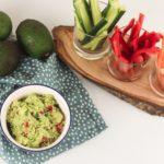 Receita de Guacamole muito simples e deliciosa