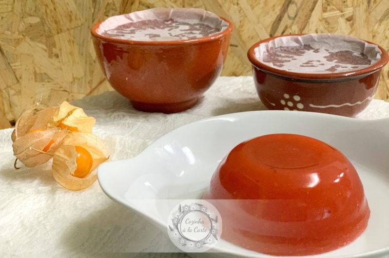 Receita de Marmelada Tradicional