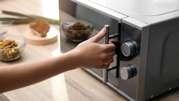 Saiba qual a influência do micro-ondas nos nossos alimentos