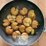 Receita de Batatas a Murro na Frigideira muito simples