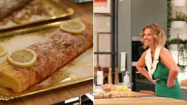"""A receita da torta de limão que """"enervou"""" Cristina Ferreira"""