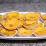 Receita de queijadinhas de leite fáceis de fazer