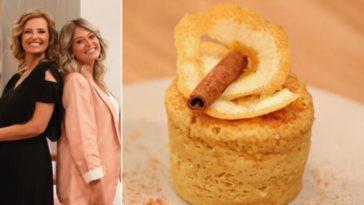 Aprenda a rápida receita de bolo de laranja de caneca no microondas