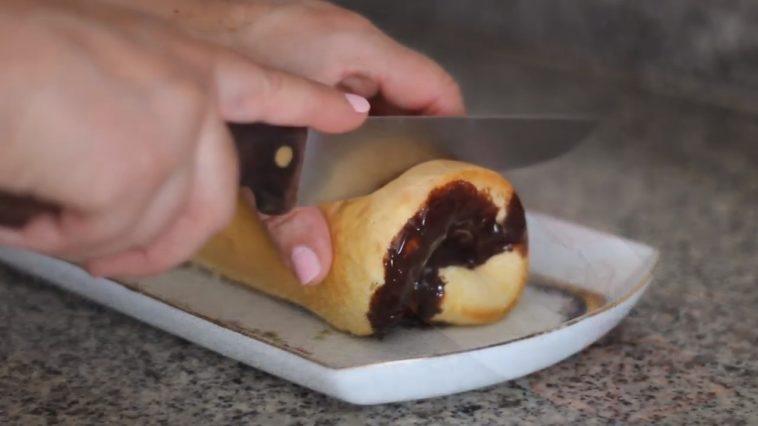 Receita de Rolo de Chocolate antigo