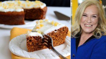 Teresa Guilherme ensina receita de bolo de gengibre com canela e limão