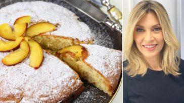 Clara de Sousa partilha receita de bolo de pêssego que vai deixar todos rendidos