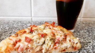 Receita de Pizza Caseira simples e saborosa