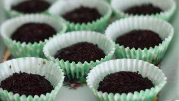 Receita de Brigadeiros para os amantes de chocolate