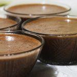 Receita da Mousse de Chocolate sem ovos