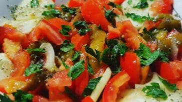 Receita da Salada de Verão fresca e saudável