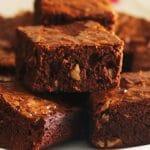 Receita do Brownie de Chocolate com Nozes irresistível