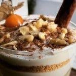 Receita da Serradura fresca, saborosa e sem açúcar