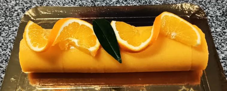 Receita da Torta de Laranja típica de Portugal