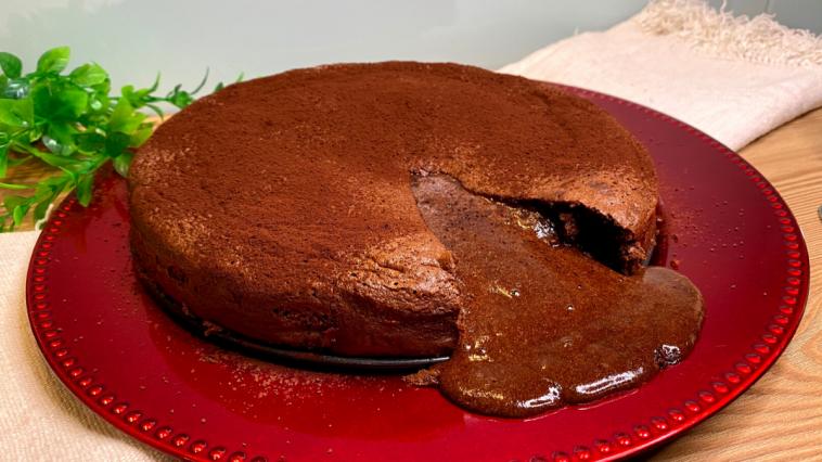 Receita da Delícia de Chocolate irresistível