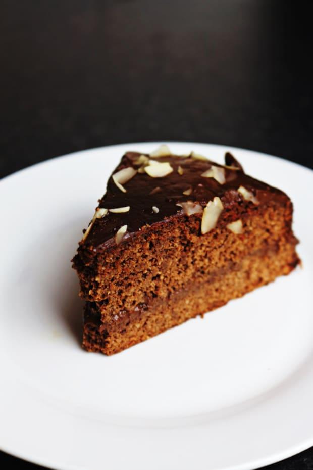 Receita do Melhor Bolo de Chocolate Saudável 3