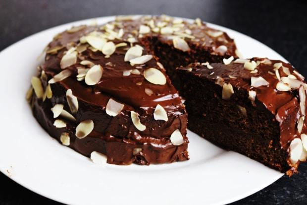 Receita do Melhor Bolo de Chocolate Saudável 2
