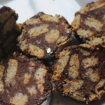 Receita do Salame de Chocolate saudável