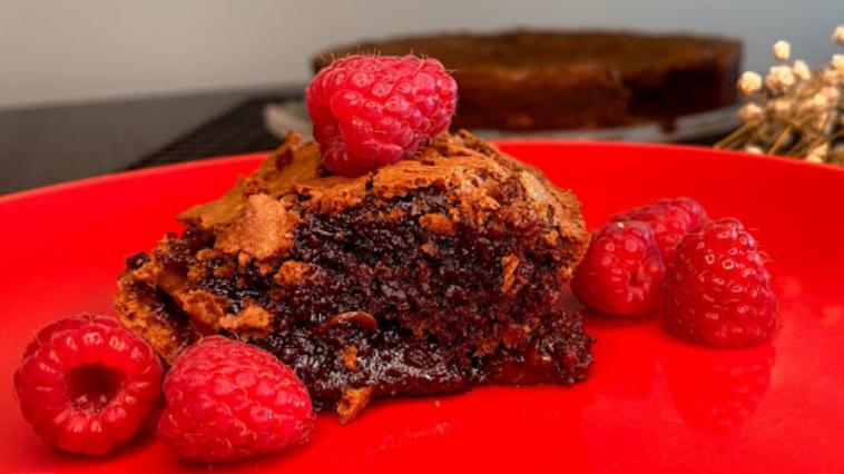 Receita do Brownie de Chocolate irresistível
