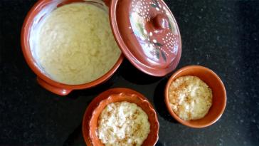 Receita do Arroz Doce tradicional e bem cremoso