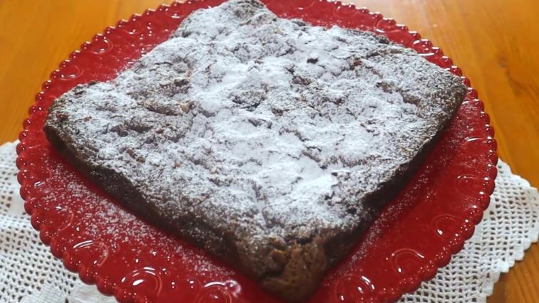Receita do Brownie delicioso